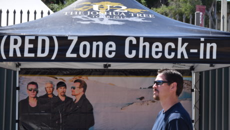 U2 Red Zone